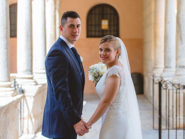 La boda de David y Sara en Orihuela, Alicante 43