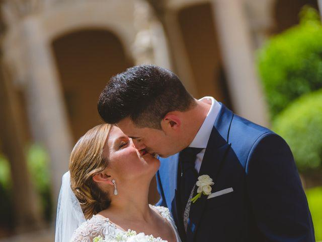 La boda de David y Sara en Orihuela, Alicante 44