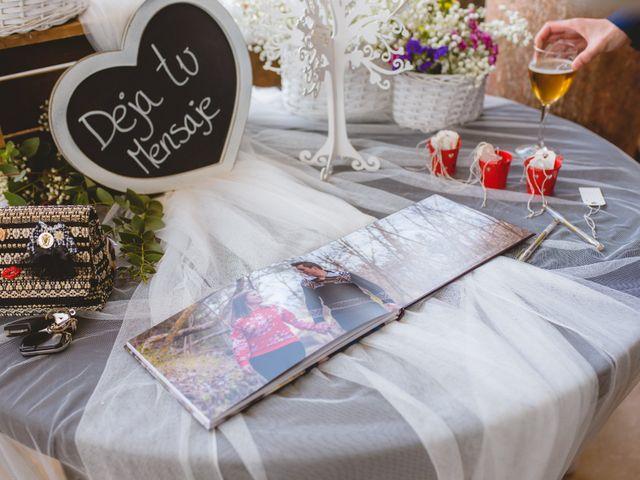 La boda de David y Sara en Orihuela, Alicante 49