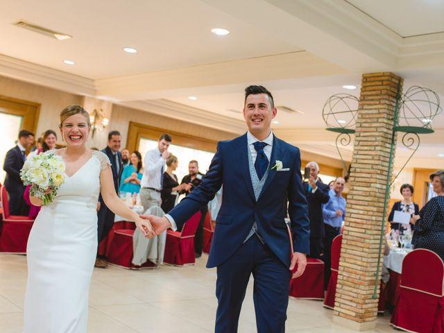 La boda de David y Sara en Orihuela, Alicante 54