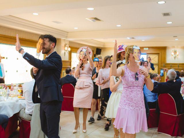 La boda de David y Sara en Orihuela, Alicante 56