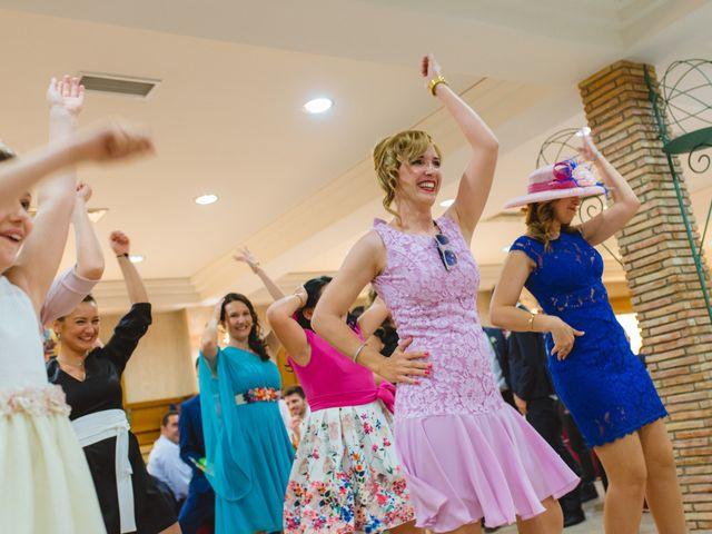 La boda de David y Sara en Orihuela, Alicante 58