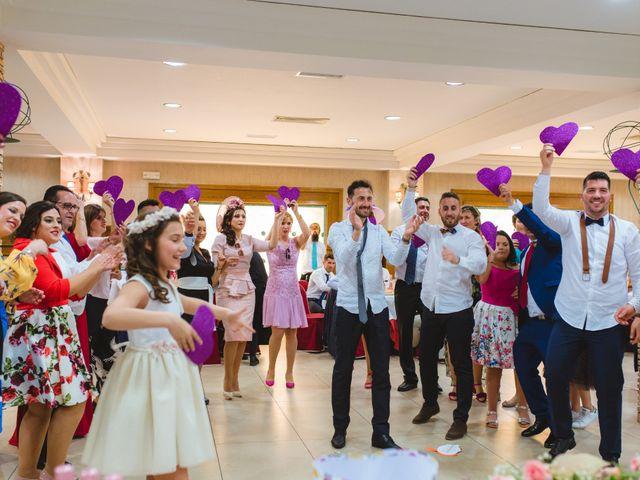 La boda de David y Sara en Orihuela, Alicante 61