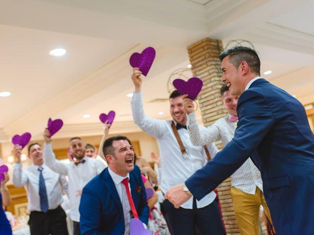 La boda de David y Sara en Orihuela, Alicante 62