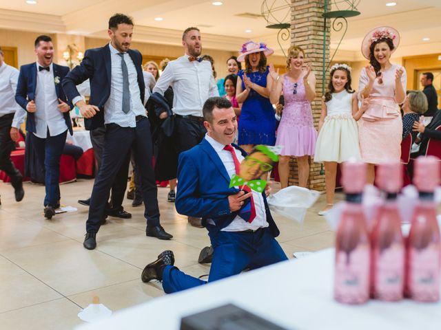 La boda de David y Sara en Orihuela, Alicante 63