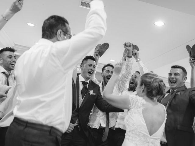 La boda de David y Sara en Orihuela, Alicante 64