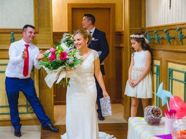 La boda de David y Sara en Orihuela, Alicante 68