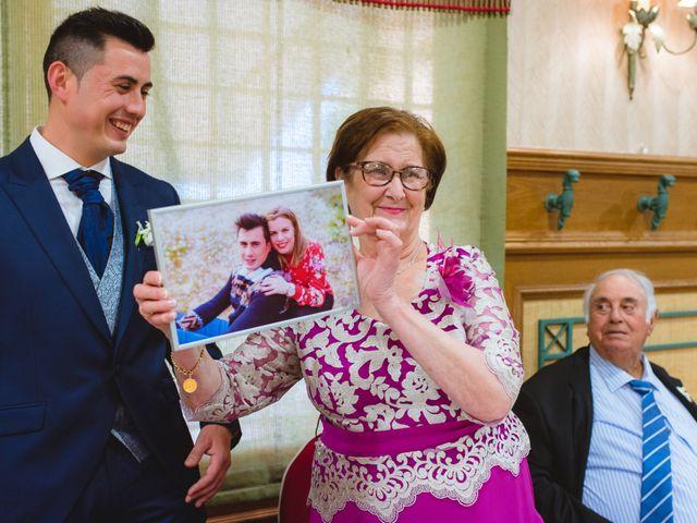 La boda de David y Sara en Orihuela, Alicante 70