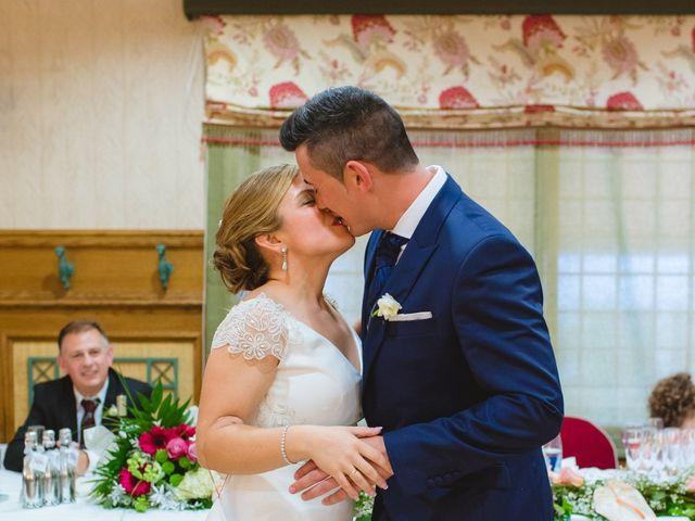 La boda de David y Sara en Orihuela, Alicante 87
