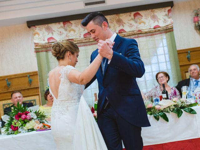 La boda de David y Sara en Orihuela, Alicante 89