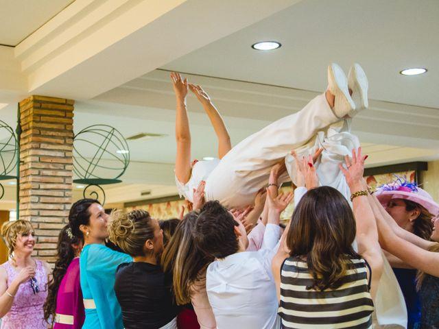 La boda de David y Sara en Orihuela, Alicante 91
