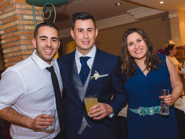 La boda de David y Sara en Orihuela, Alicante 96