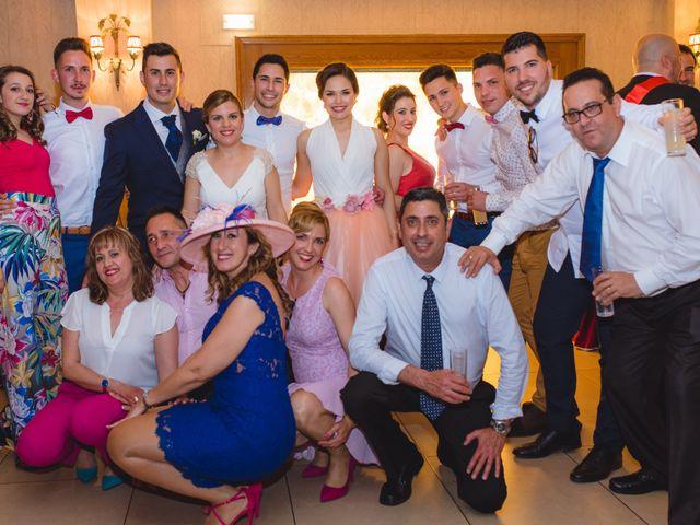 La boda de David y Sara en Orihuela, Alicante 97