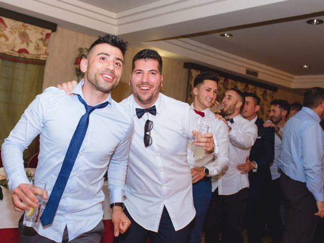 La boda de David y Sara en Orihuela, Alicante 100