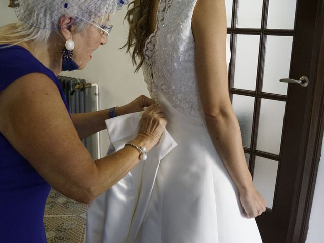 La boda de Dani y Miriam en Rubio, Barcelona 4