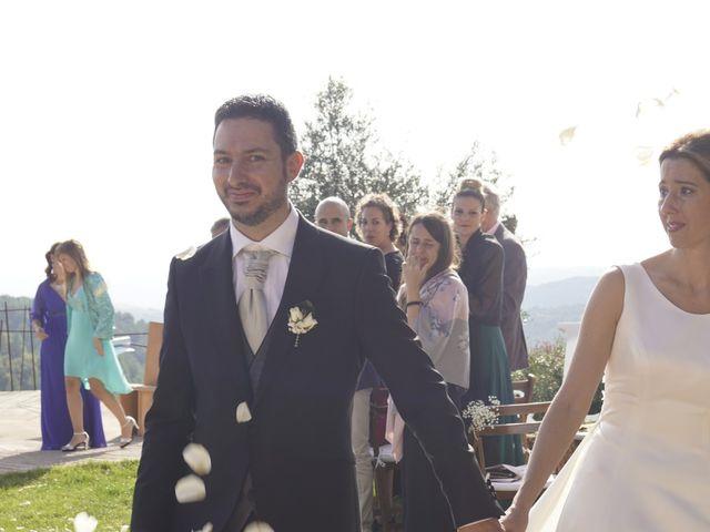La boda de Dani y Miriam en Rubio, Barcelona 12