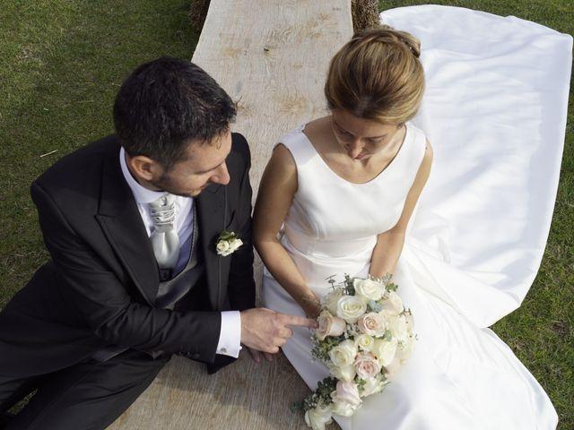 La boda de Dani y Miriam en Rubio, Barcelona 15