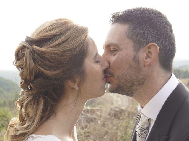 La boda de Dani y Miriam en Rubio, Barcelona 16