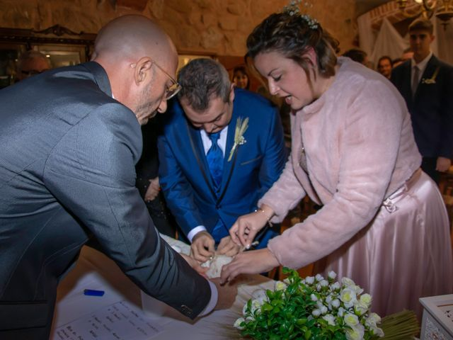 La boda de Manel y Rosa en Els Prats De Rei, Barcelona 12