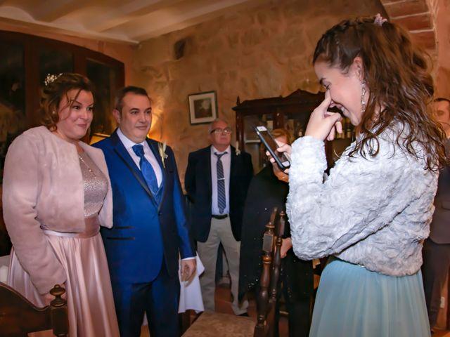 La boda de Manel y Rosa en Els Prats De Rei, Barcelona 14