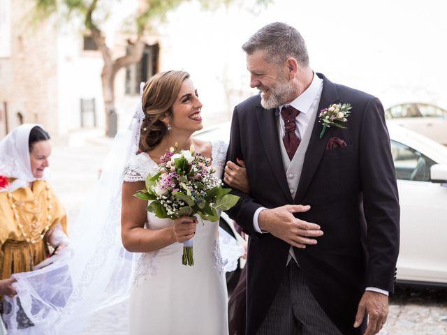La boda de Jonathan y Lorena en Cala De San Vicente Ibiza, Islas Baleares 7