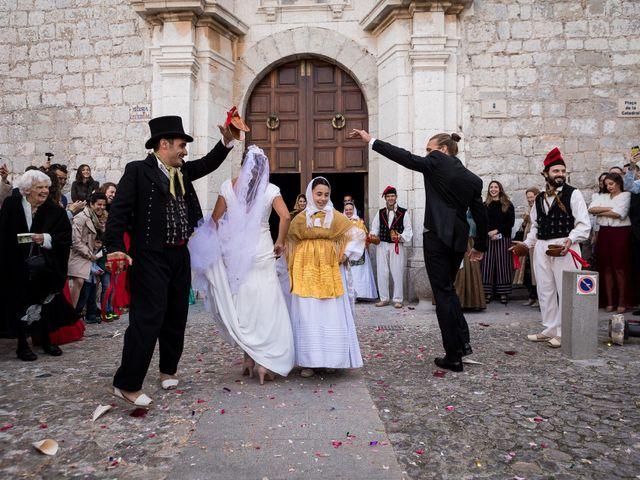 La boda de Jonathan y Lorena en Cala De San Vicente Ibiza, Islas Baleares 11