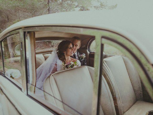 La boda de Jonathan y Lorena en Cala De San Vicente Ibiza, Islas Baleares 12