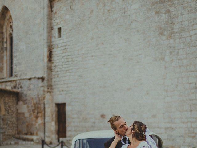 La boda de Jonathan y Lorena en Cala De San Vicente Ibiza, Islas Baleares 31