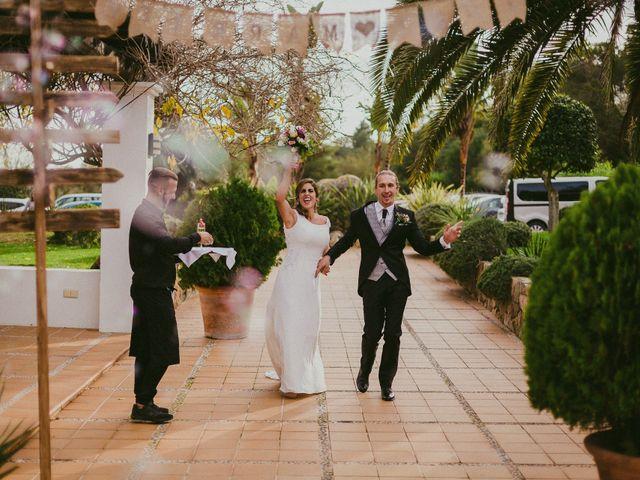 La boda de Jonathan y Lorena en Cala De San Vicente Ibiza, Islas Baleares 37