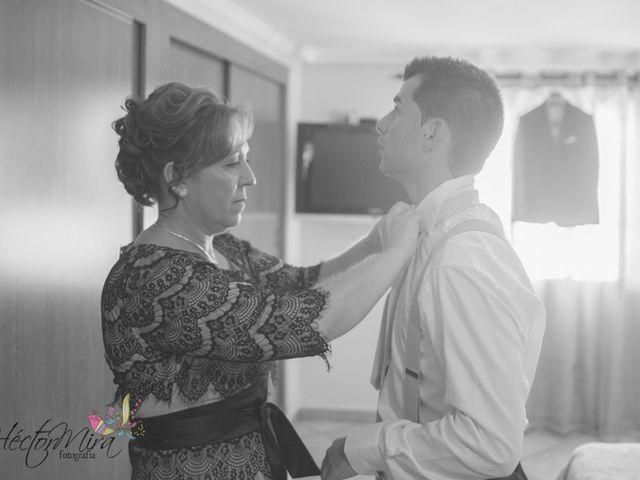 La boda de Toni y Marta en Onda, Castellón 7
