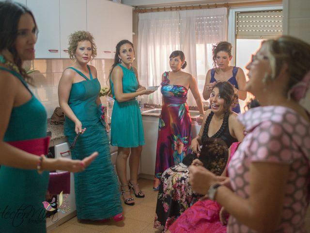 La boda de Toni y Marta en Onda, Castellón 25
