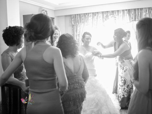 La boda de Toni y Marta en Onda, Castellón 37