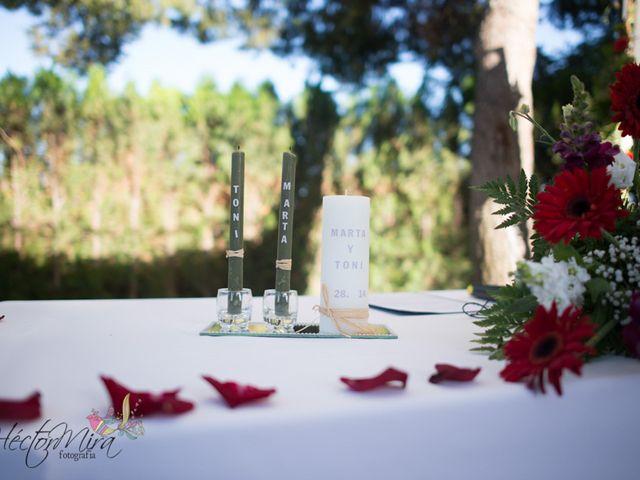 La boda de Toni y Marta en Onda, Castellón 62