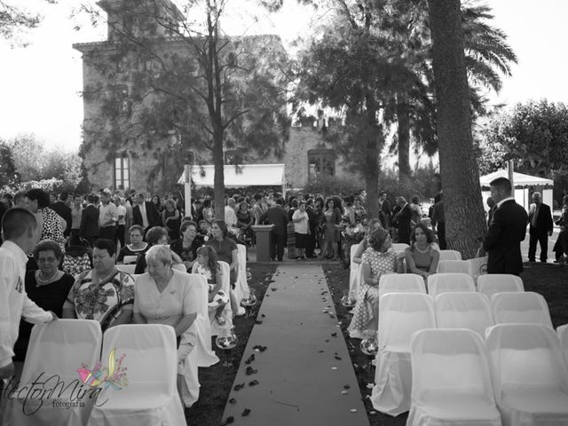 La boda de Toni y Marta en Onda, Castellón 63