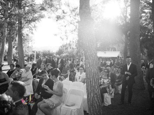 La boda de Toni y Marta en Onda, Castellón 66
