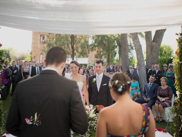 La boda de Toni y Marta en Onda, Castellón 72
