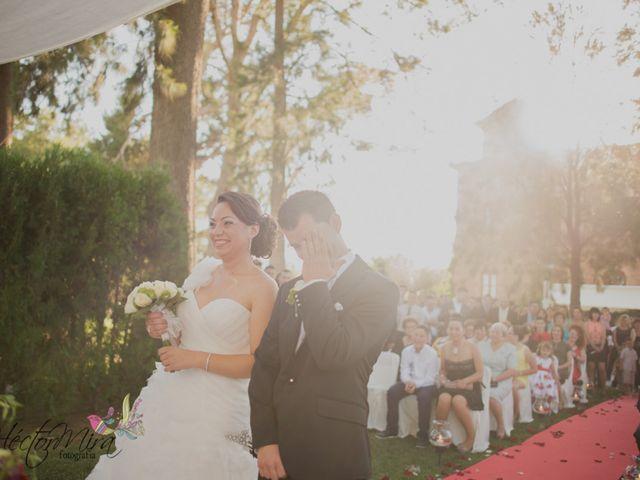 La boda de Toni y Marta en Onda, Castellón 73