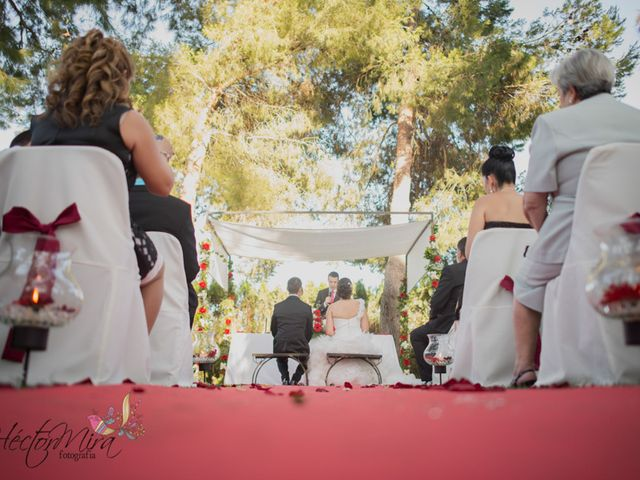 La boda de Toni y Marta en Onda, Castellón 75