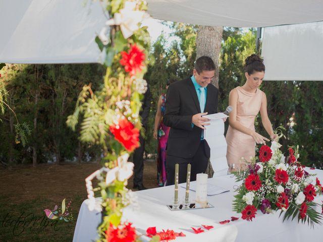 La boda de Toni y Marta en Onda, Castellón 76