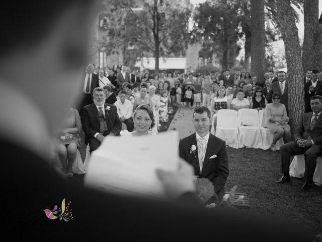 La boda de Toni y Marta en Onda, Castellón 77
