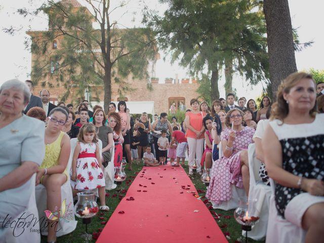 La boda de Toni y Marta en Onda, Castellón 80