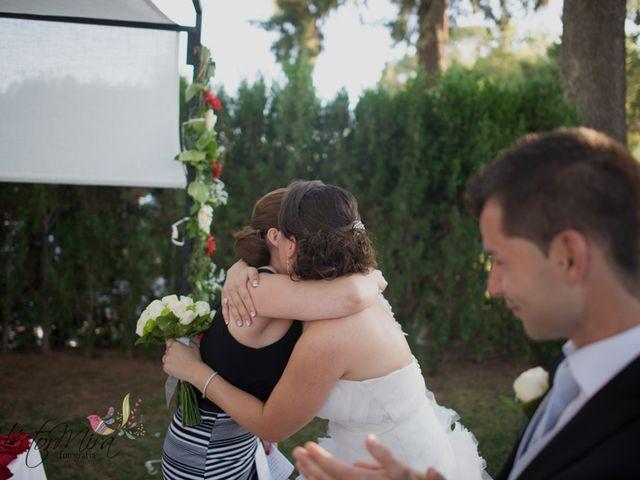 La boda de Toni y Marta en Onda, Castellón 81