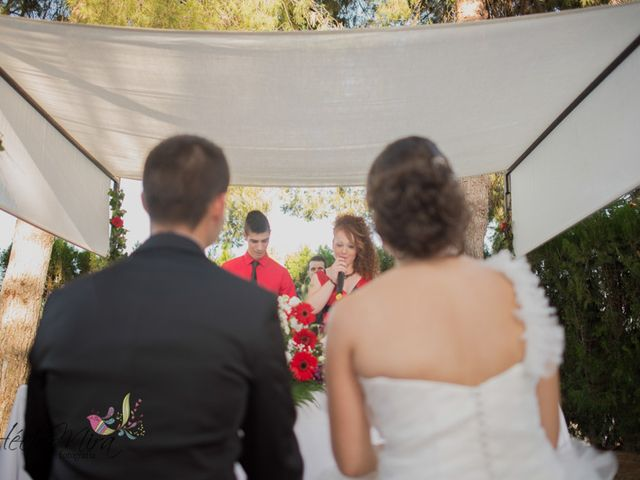 La boda de Toni y Marta en Onda, Castellón 82