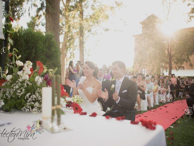 La boda de Toni y Marta en Onda, Castellón 85