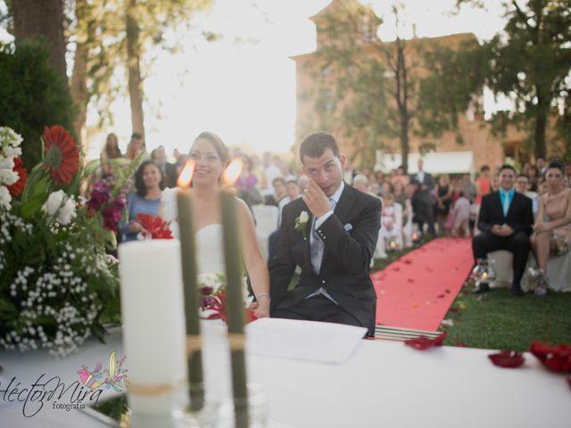 La boda de Toni y Marta en Onda, Castellón 91