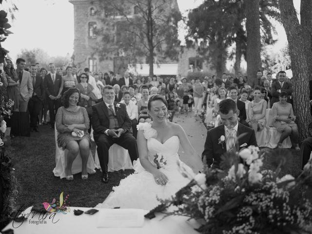 La boda de Toni y Marta en Onda, Castellón 92