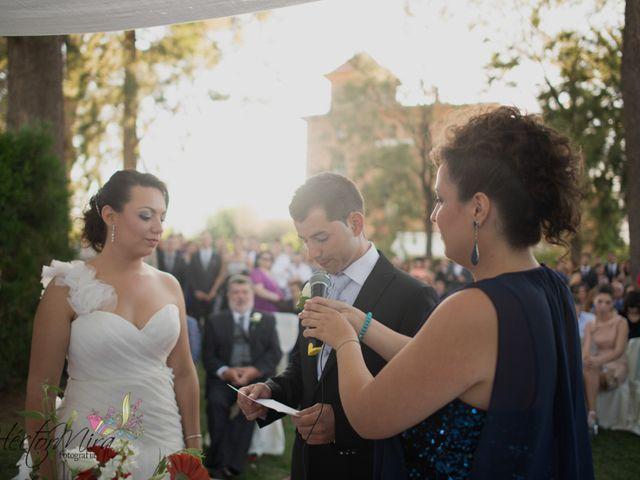 La boda de Toni y Marta en Onda, Castellón 93