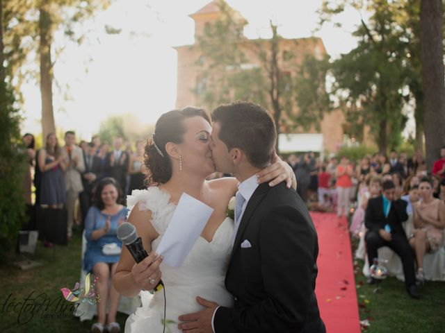 La boda de Toni y Marta en Onda, Castellón 94