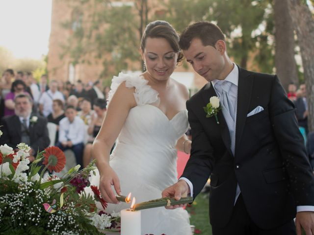 La boda de Toni y Marta en Onda, Castellón 95