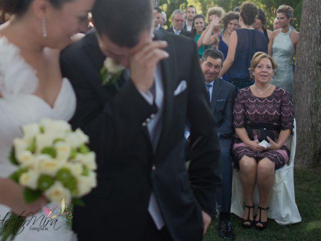 La boda de Toni y Marta en Onda, Castellón 97